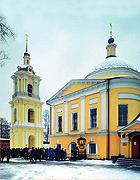 В Москве - на улице Таганская Стоит Покровский монастырь Всегда в нём.